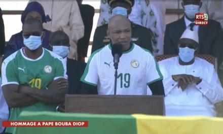"""EL HADJI DIOUF – """"Le meilleur hommage à Bouba, ce sera de gagner la Can au Cameroun"""""""