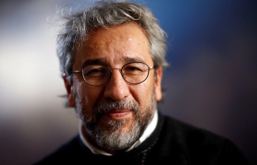 Le journaliste turc Can Dundar condamné à 27 ans de prison pour espionnage