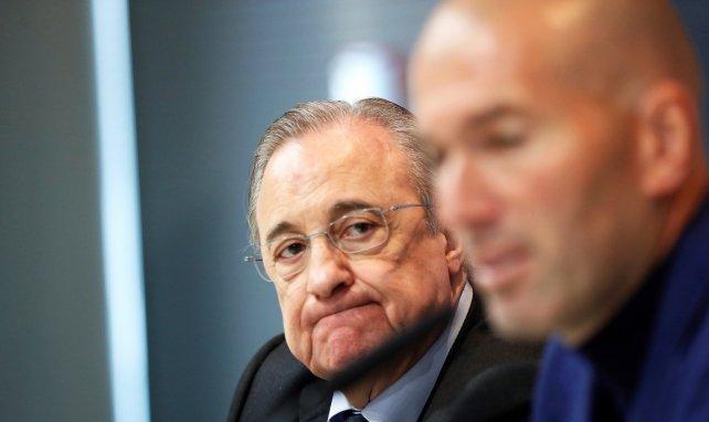 REAL – La réunion secrète entre Zidane et Pérez