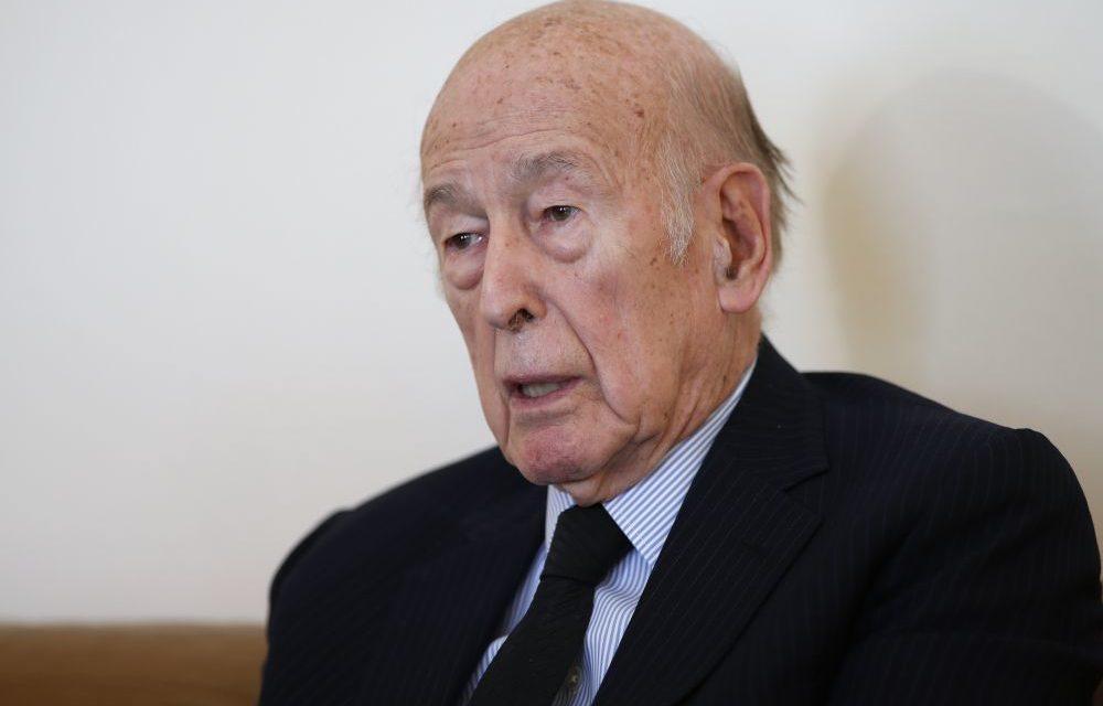 FRANCE – Valéry Giscard d'Estaing est mort à l'âge de 94 ans