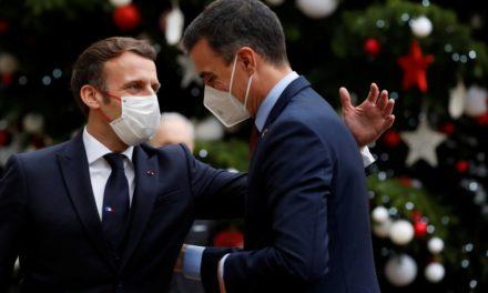 ESPAGNE  – Le chef du gouvernement à l'isolement après avoir rencontré Macron