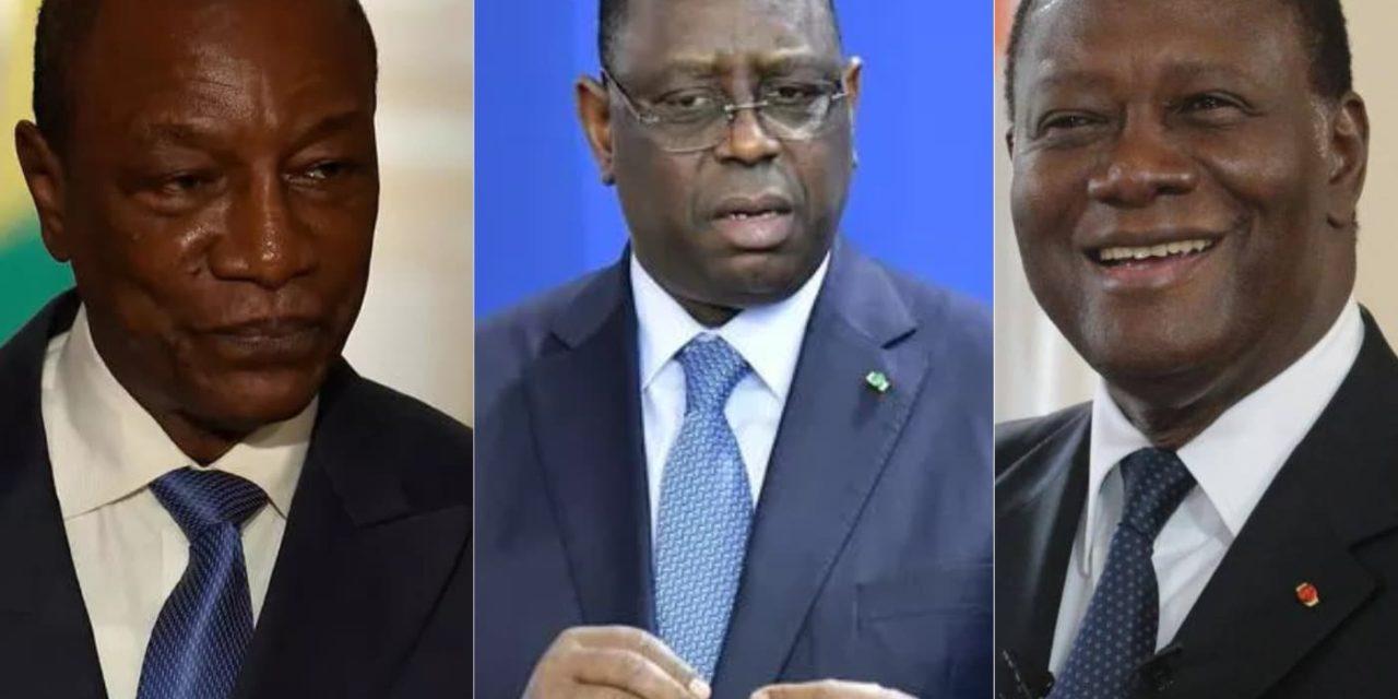INVESTITURES – Zappé par Conakry, Macky attendu à Abidjan