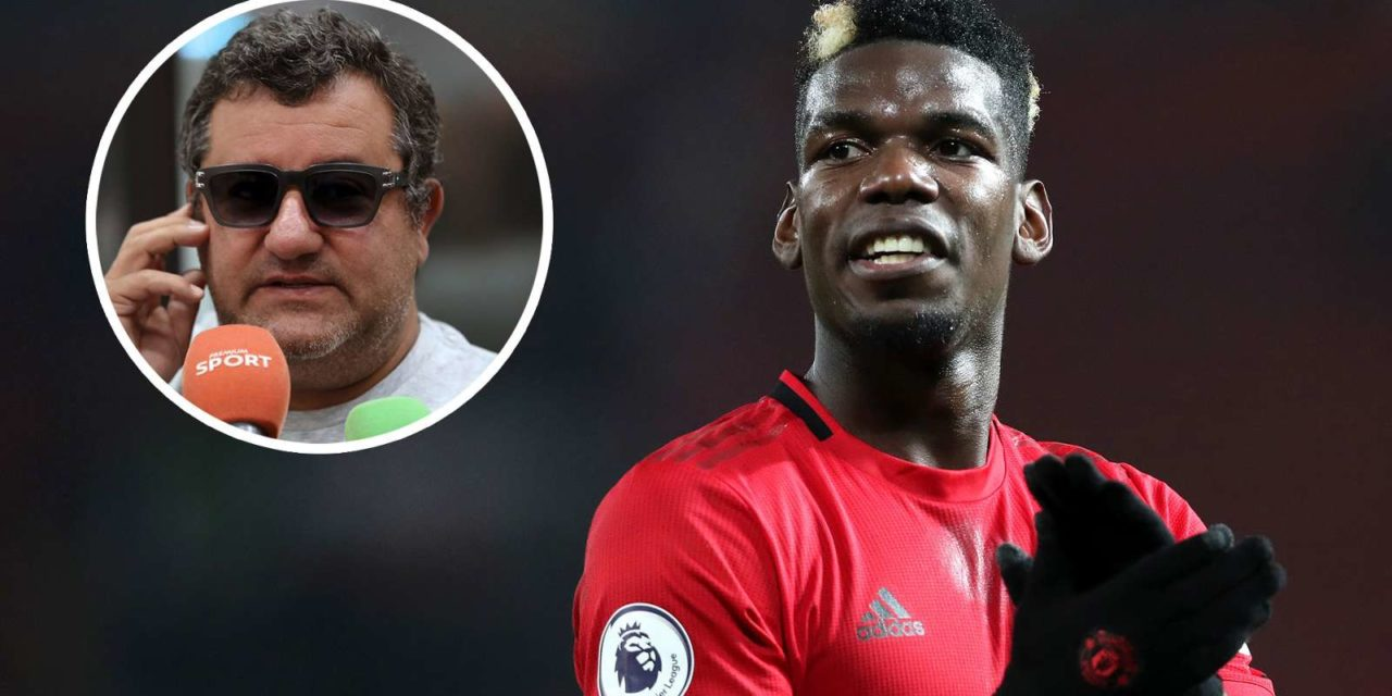 "MINO RAIOLA – ""Pogba et Manchester United, c'est fini"""
