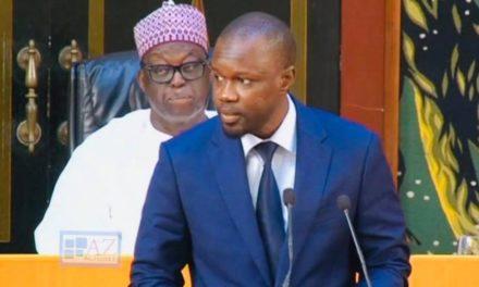 LEVEE DE L'IMMUNITE PARLEMENTAIRE DE SONKO – Le rapport de la Commission ad hoc