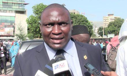 LEVEE DE L'IMMUNITÉ PARLEMENTAIRE DE OUSMANE SONKO – Toussaint Manga s'y oppose