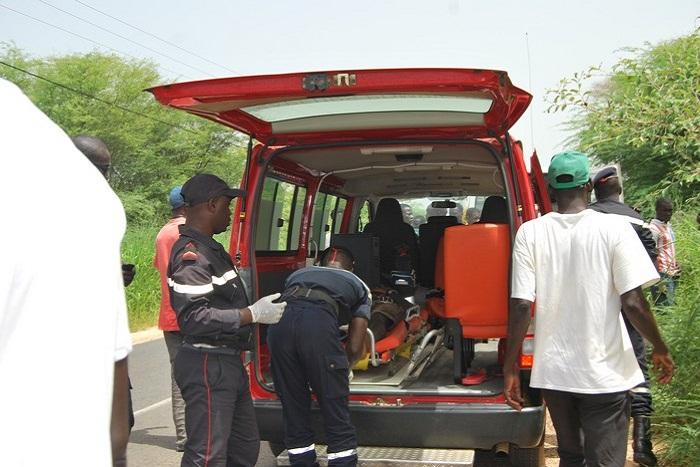 AXE KAOLACK-KAFFRINE – 7 morts et 25 blessés dans un accident