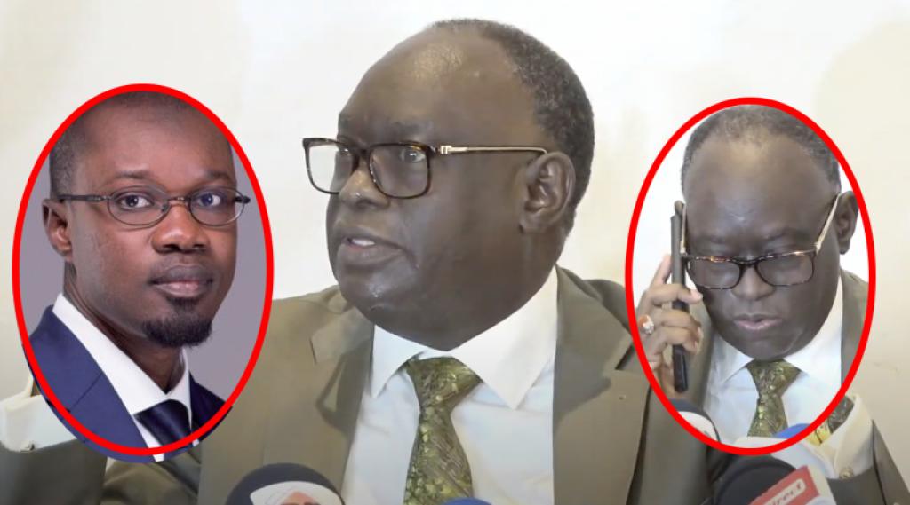 LEVÉE DE FONDS – Me Elhadji Diouf défend Antoine Diome