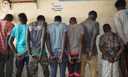 SERIE DE VOLS DE MOTOS HAUT DE GAMME – La SU démantèle un gang de 7 personnes