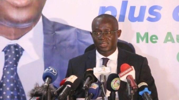 PRESIDENCE CAF – La candidature de Augustin Senghor validée