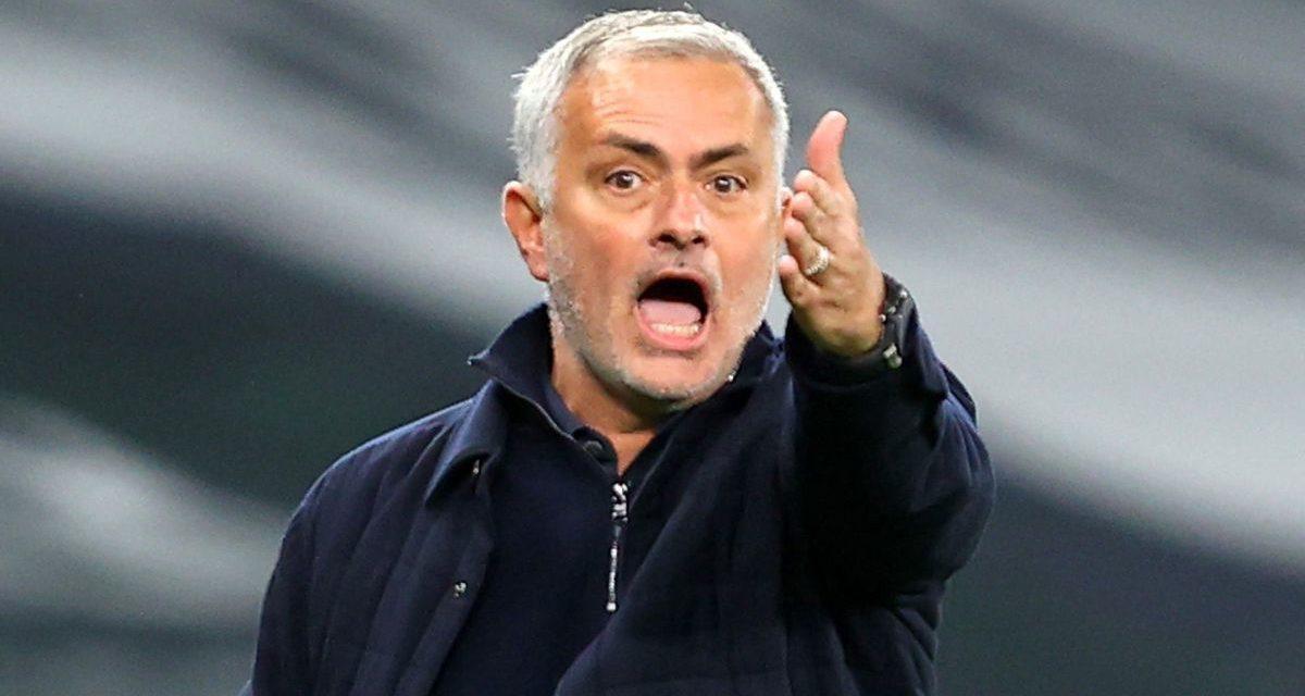 TOTTENHAM-FULHAM REPORTÉ – Mourinho s'agace!