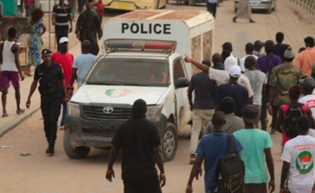 BILAN POLICE MBACKÉ – 95 accidents de circulation et 10.000 interpellations enregistrés