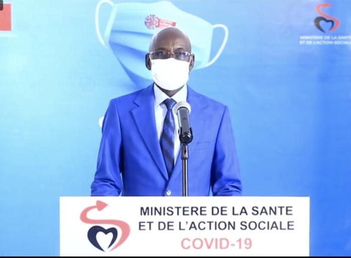 CORONAVIRUS AU SÉNÉGAL – 288 nouveaux cas, 4 décès et 33 en réanimation