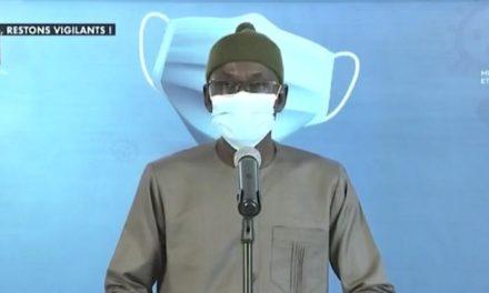 CORONAVIRUS – Le Sénégal dépasse la barre des 22 mille cas, 7 nouveaux décès