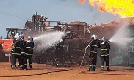 PUITS DE GAZ DE NGADIAGA  – Un gendarme meurt noyé
