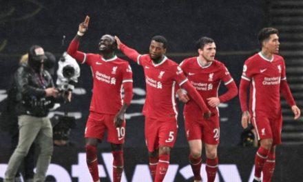 PREMIER LEAGUE – Sadio Mané fait renaître Liverpool