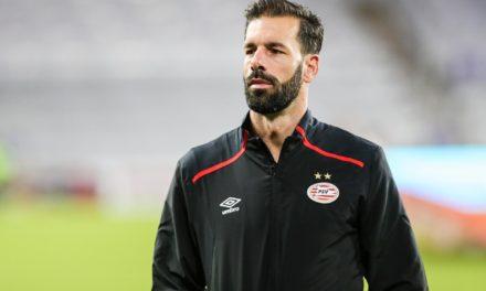 PSV – Van Nistelrooy nouvel entraîneur des U21