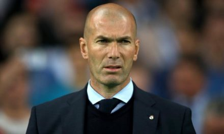 COVID-19 – Zidane en isolement