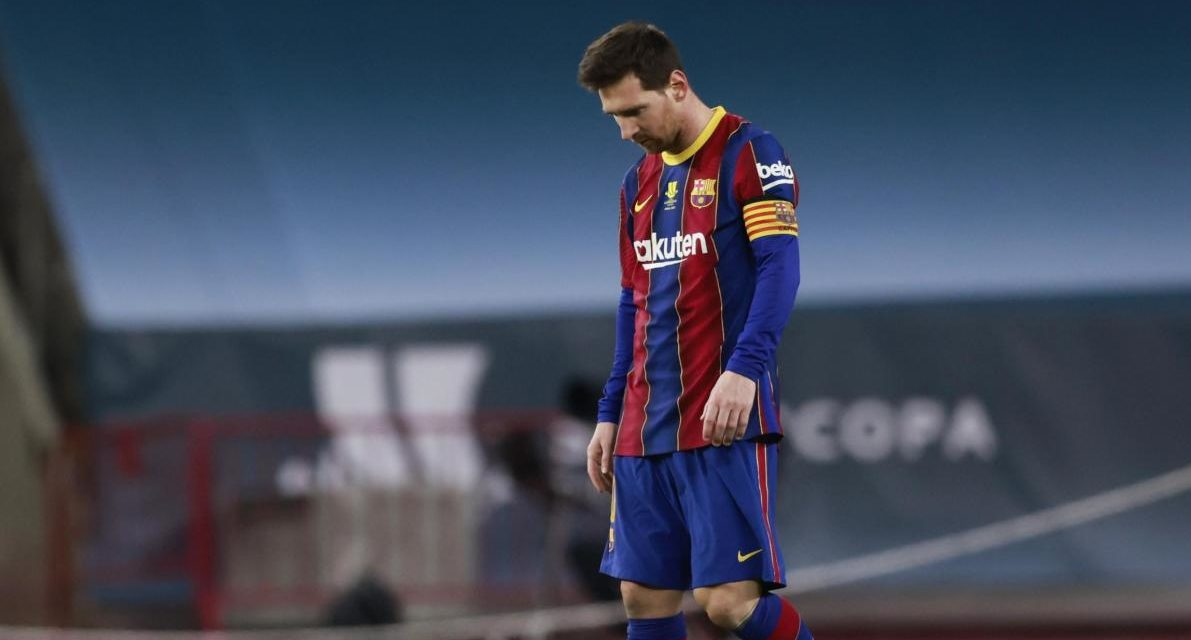 SUSPENSION DE MESSI – Le Barça fait appel