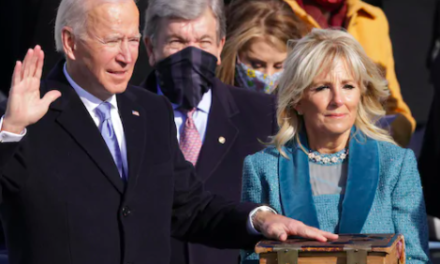 USA – Joe Biden prête serment et devient le 46e président