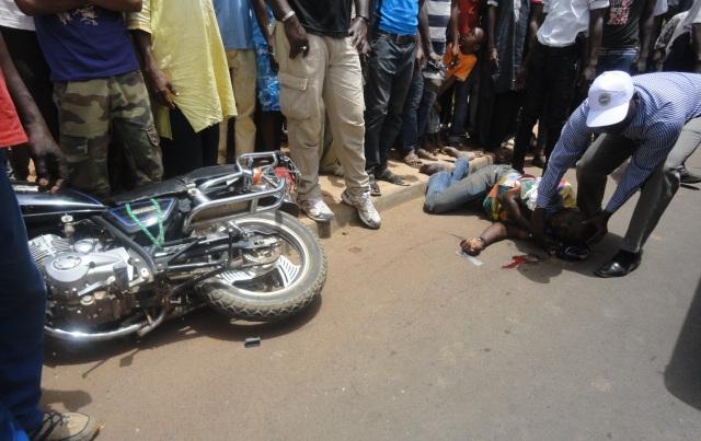 DAKAR-AUTOROUTE – Un accident fait un mort et un blessé grave