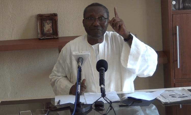 MODIFICATION DE LA LOI SUR L'ETAT D'URGENCE – Me Doudou Ndoye rejette toute irrégularité