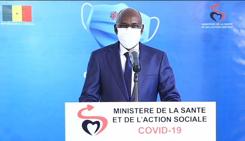 CORONAVIRUS AU SÉNÉGAL – 198 nouveaux cas, 9 décès, 39 en réanimation