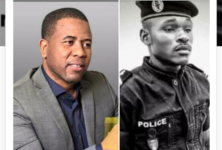 Bougane Gueye Dany recrute le policier radié