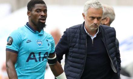 TOTTENHAM – Brouille entre Mourinho et Aurier…