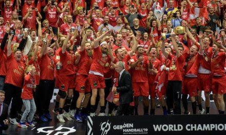 MONDIAL HANDBALL – Le Danemark conserve son titre