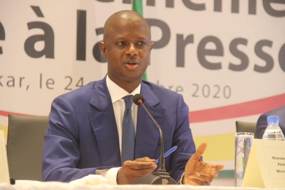 """Affaire Ousmane Sonko : """"Force restera à la loi"""""""