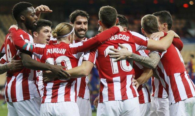 SUPER COUPE D'ESPAGNE – Bilbao renverse le Barça (3-2)