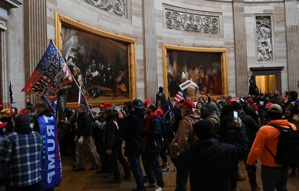 USA – Les assaillants du Capitole accusés de tentative d'assassinat
