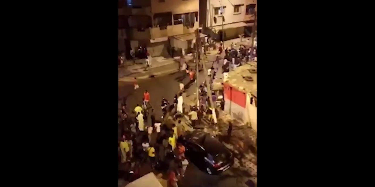 VIDEOS – PREMIER JOUR DE COUVRE-FEU  – Nuit d'émeutes à Dakar