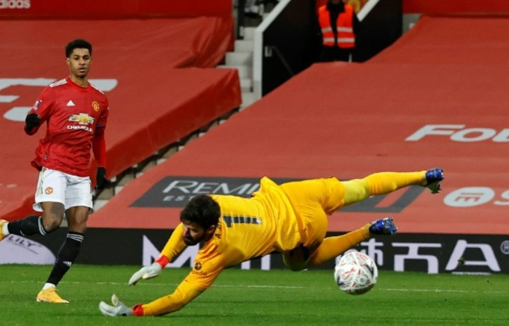 COUPE D'ANGLETERRE – Manchester United enfonce un peu plus Liverpool