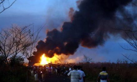 EXPLOSION DU PUITS DE GAZ À NGADIAGA – Des flammes récalcitrantes