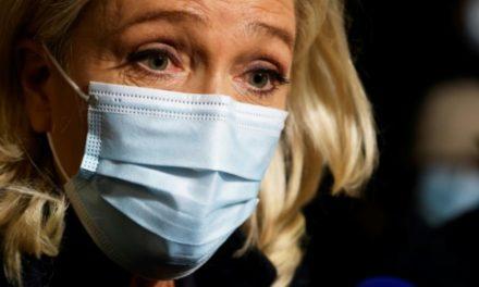 FRANCE – Marine Le Pen annonce sa candidature à la présidentielle de 2022