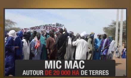 """VIDEO – """"Mic mac autour de 20 000ha de terre"""" : Le documentaire-enquête du journaliste Abdoulaye Cissé"""