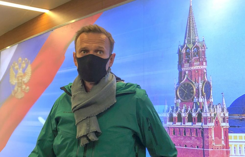 RUSSIE – Alexeï Navalny annonce la fin à sa grève de la faim
