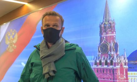 RUSSIE – L'arrestation de Alexei Navalny suscite la colère des Occidentaux