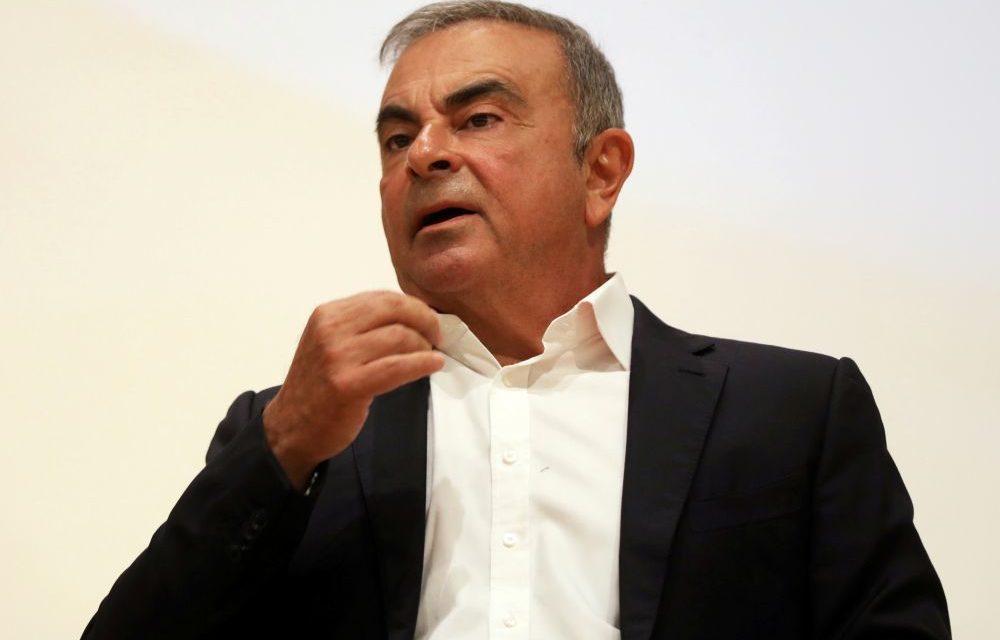NISSAN – Ghosn a caché une partie de son salaire pour rester à la tête de Renault