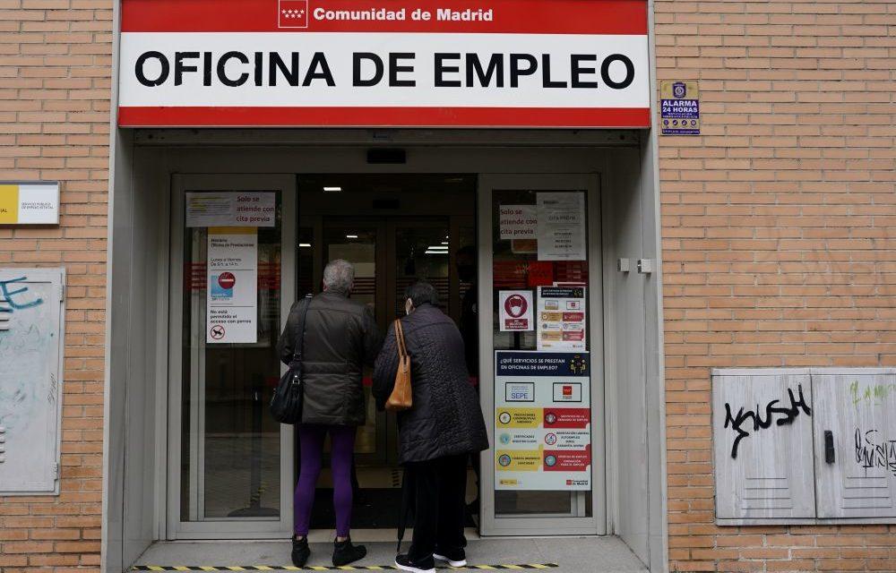 CORONAVIRUS – Près de quatre millions d'Espagnols au chômage