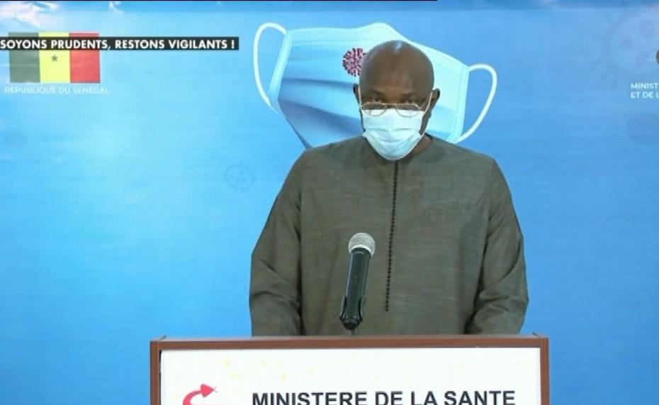CORONAVIRUS AU SENEGAL – 310 nouveaux cas, 7 décès et 54 en réanimation