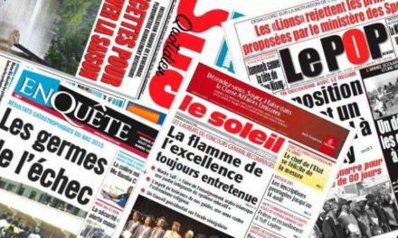 SECTEUR DE LA PRESSE – Le ministère de la Communication annonce un profond assainissement