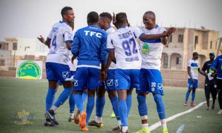 LIGUE AFRICAINE DES CHAMPIONS – Teungueuth FC l'a fait, 17 ans après!