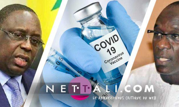 COVID-19 EN AFRIQUE- 400 millions de personnes seront vaccinées pour éviter une troisième vague