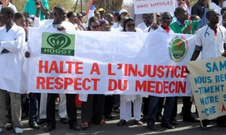 SANTE – Les médecins déposent un préavis de grève