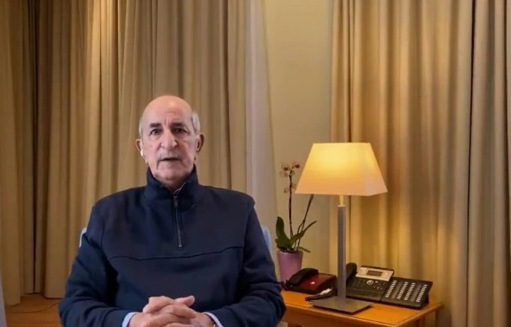 ALGERIE – Le président Tebboune retourne se faire soigner en Allemagne