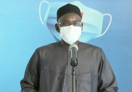 CORONAVIRUS AU SENEGAL – 268 nouveaux cas, 6 décès