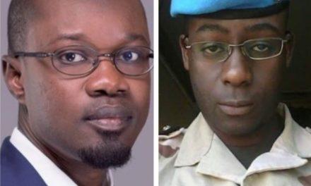 "CAPITAINE MAMADOU DIEYE – ""Je suis avec Ousmane Sonko"""
