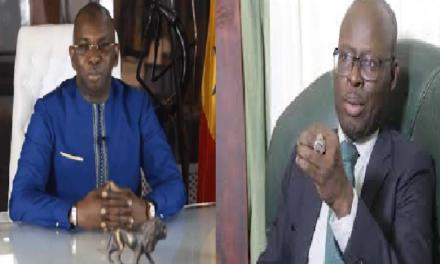 LEVEE DE L'IMMUNITE DE SONKO – Bamba Dièye et Guirassy quittent la commission ad hoc